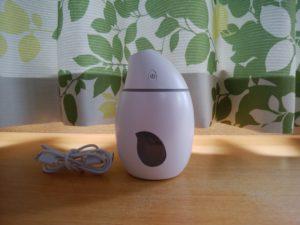 エスケイジャパンUSB加湿器USBhumidifierレビュー2