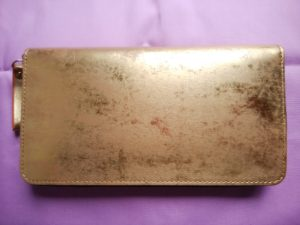 PORTERの長財布 ゴールド(Gold)のレビュー