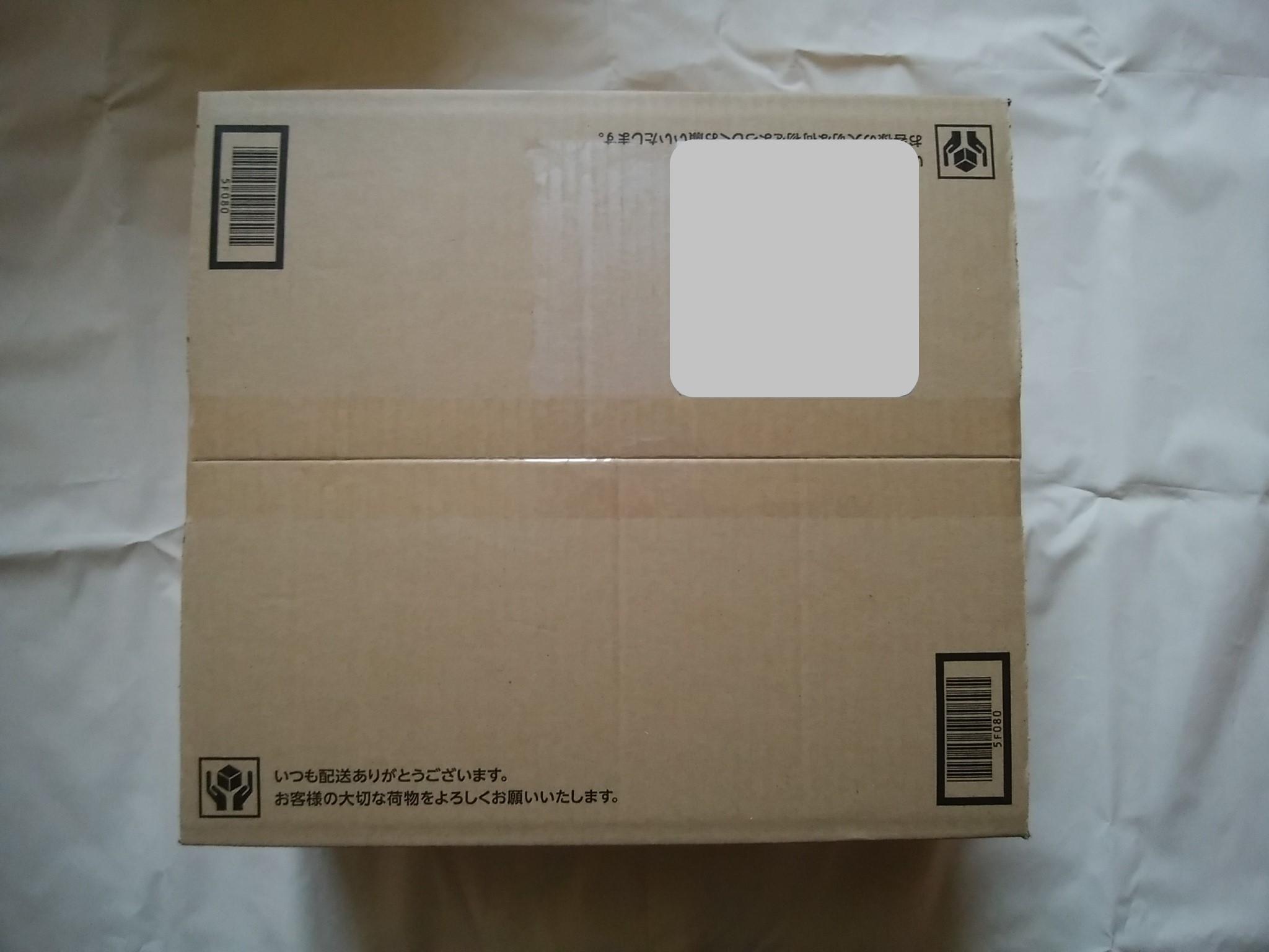 ジェルライトクッション箱